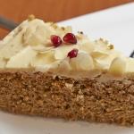 Glutenfreier Karotten-Mandelkuchen - Gluten free carrot almond cake