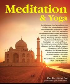 Einführung in Yoga und Meditation