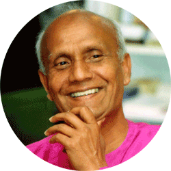 Friedensvisionär Sri Chinmoy