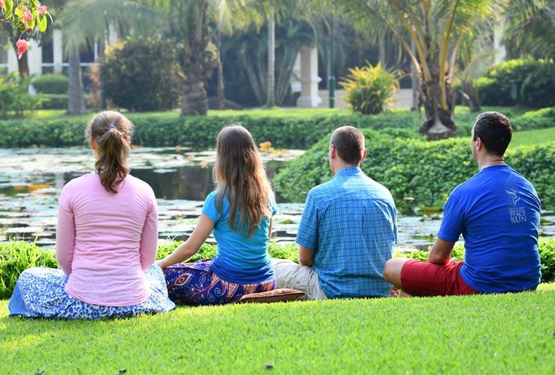 Meditationswochenende